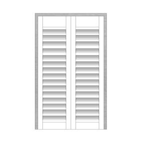 Buiten shutter - Luiksysteem