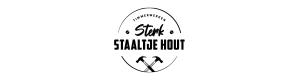 ThuisShutters - Sterk Staaltje Hout
